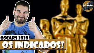 INDICADOS AO OSCAR 2020 - Surpresas e Esnobados
