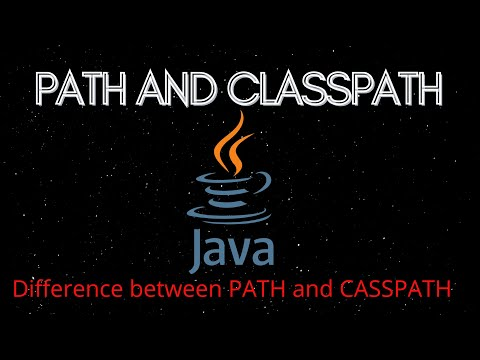 Difference Between CLASSPATH and PATH in JAVA