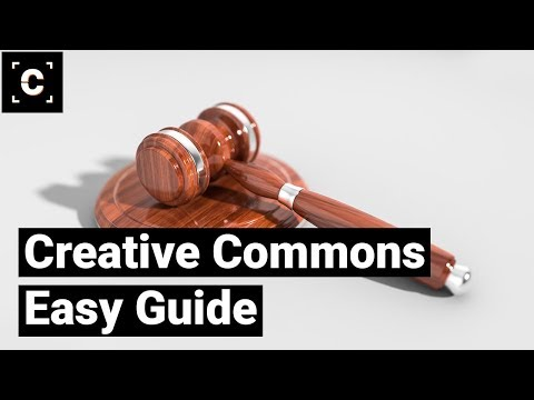 Creative Commons Licenses, Explained