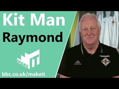 Kit Man | Make It Into: Football
