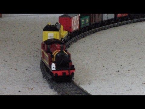Lego Trains On Smooth Curves 1