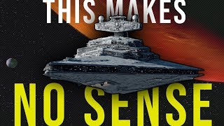 Why Star Wars Ships Make No Sense