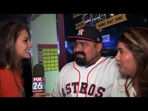 #KWalking - Houston Astros trivia