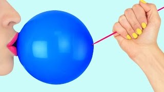 17 Balloons Life Hacks And Tricks
