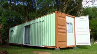 DELTA CONTAINERS [Casas Modulares em Containers]