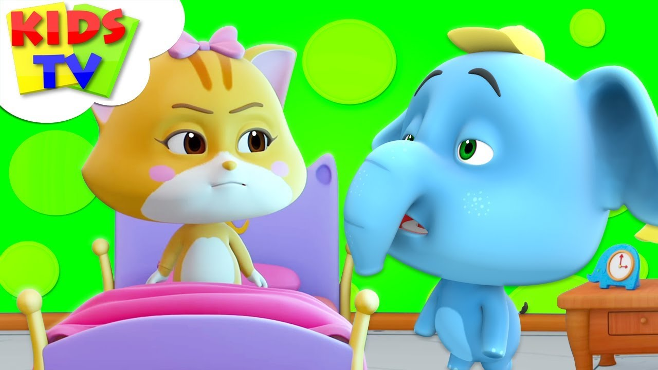 Insomnia   Loco Nuts Cartoon Shows   Fun Videos For Toddlers by Kids Tv