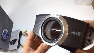 Proyector led Artlii 1080p