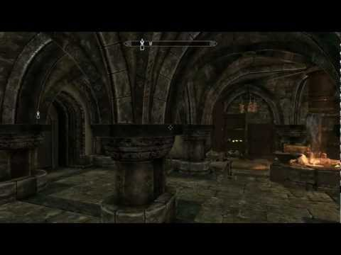 Skyrim Solitude Proudspire Manor - House Alteration Guide No Mods needed.