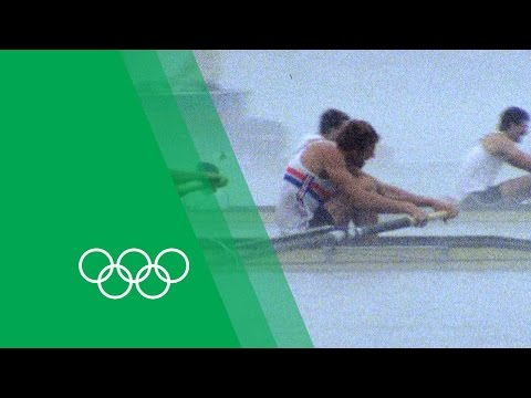 A Defining Moment in British Olympic Rowing   Moments in Time