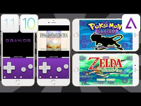 How To Install GBA4iOS Gameboy Advance iOS 11 - 11.4 / 10 / 9 FREE NO Jailbreak iPhone iPad iPod