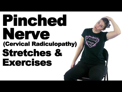 Pinched Nerve (Cervical Radiculopathy) Stretches & Exercises - Ask Doctor Jo