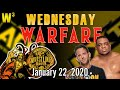 AEW On A Boat North American Title Match Wednesday Warfare January 22 2020