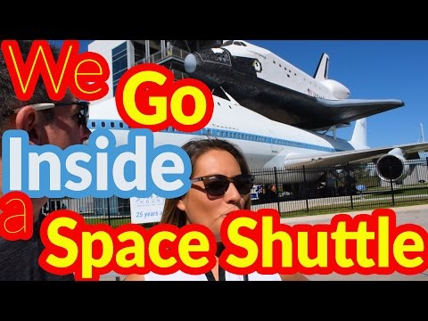Full Time RV Living | We Visit Space Center Houston | S2 EP030