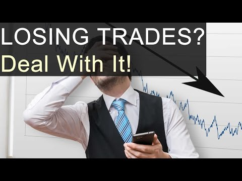 Losing Trades?  Deal With Them Or Lose Your Trading Career