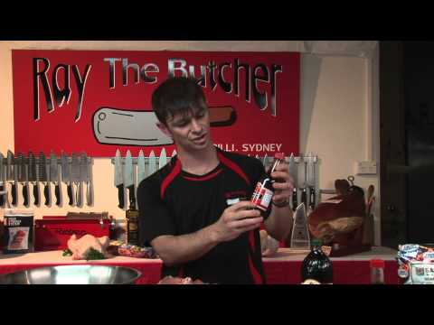 How to make your own biltong - Ray The Butcher