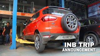 Announcing 45 days road trip on Ecosport, Kerala to Bhutan, Nepal & Kashmir