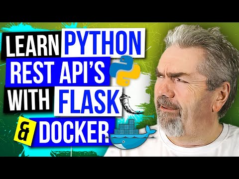 Python REST APIs with Flask, Docker, MongoDB, and AWS DevOps on Udemy - Official
