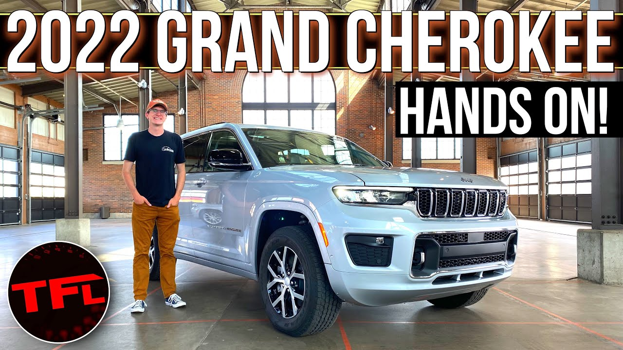 Is The All New 2022 Jeep Grand Cherokee L Better Than The Ford Explorer I Get Hands On To Find Out!