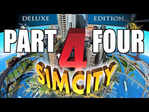 BANKRUPTCY???? | SimCity 4 (Deluxe) - Part 4