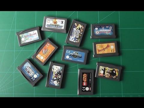 Game Boy Advance Pickups + Gameplay - Hidden Gems, Bootlegs and Bargains