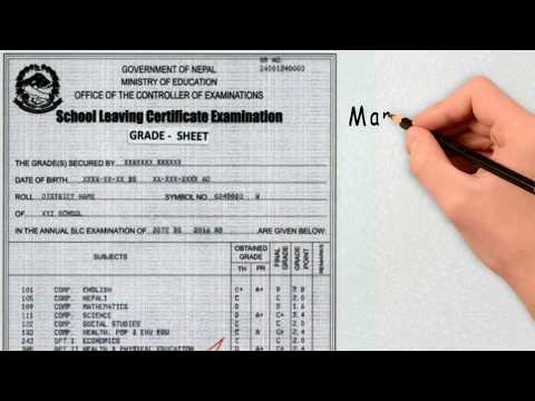 Educational Series: SLC / SEE  / +2 Grading System In Nepal || CRIMSON ENTERTAINMENT
