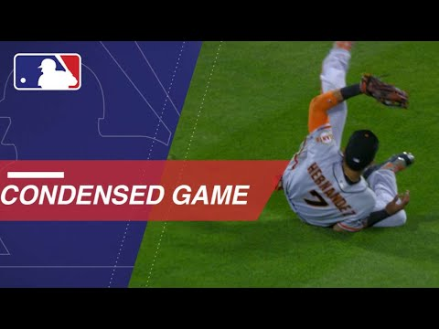 Condensed Game: SF@COL - 5/30/18