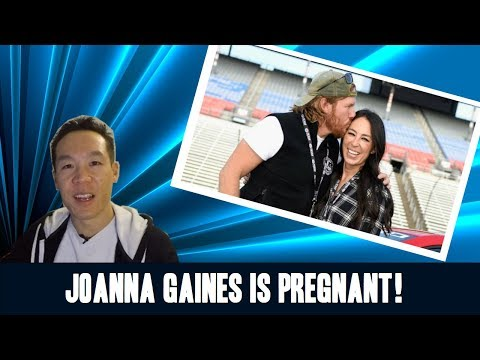 Nukem384 News: Joanna Gaines is Pregnant!
