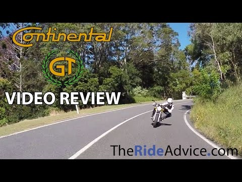 2015 Royal Enfield Continental GT Review