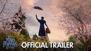 MARY POPPINS RETURNS   2018 Latest Trailer - Emily Blunt & Lin-Manuel Miranda   Official Disney UK
