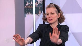 Linda Skugge: Jag är team Hessius - Malou Efter tio (TV4)
