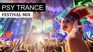 PSY TRANCE MIX - Festival Party Music Goa x Bigroom EDM 2021