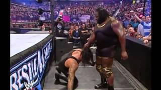 2006 04 02 Wrestlemania 22   UnderTaker b Mark Henry 14 0 Allstate Arena Chicago