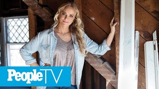 How Bargain Mansions' Tamara Day Went From Stay-At-Home Mom To HGTV Star | PeopleTV