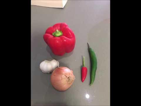 Salt and chilli chicken recipe