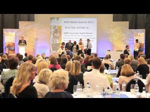 NHS Wales Awards 2013