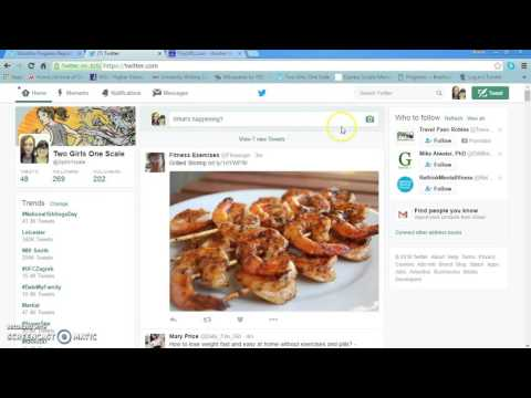 How to share a Wordpress post on Twitter