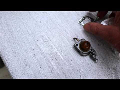 Replace primer bulb Homelite string trimmer SX-135