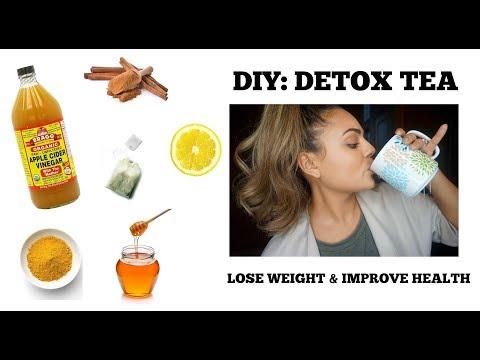 DIY: DETOX TEA | WEIGHT LOSS | Lexi Roselli