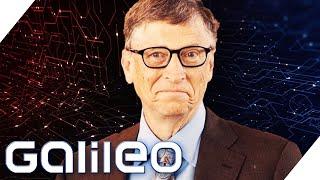 Bill Gates und sein Super-Team! Wer gehört dazu & was haben sie vor? | Galileo | ProSieben