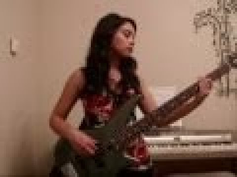 Too Young To Die- Jamiroquai bass cover