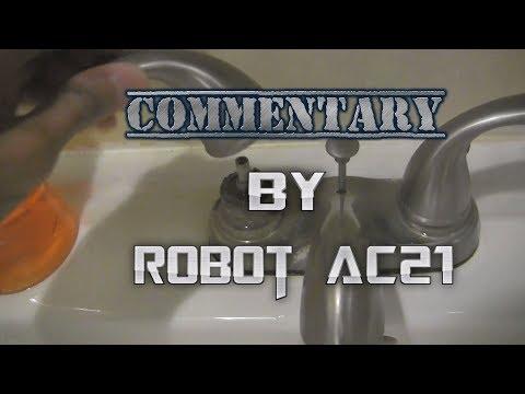 New Faucet: Ft. Robot AC 21