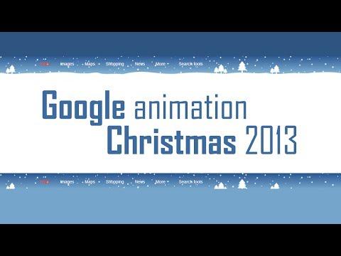 Google 2013 Christmas animation surprise