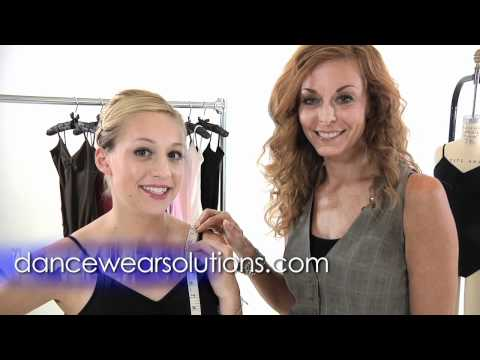 How To Measure Girth Dancewear Solutions