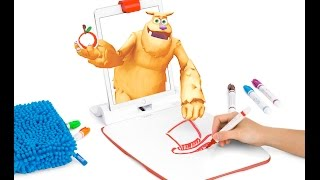 Osmo Creative Set Review, Osmo Monster Mo Lets Kids Create a Magic Show