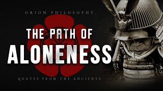 Miyamoto Musashi Quotes - Dokkodo - The Path of Aloneness | Philosophy Quotes |
