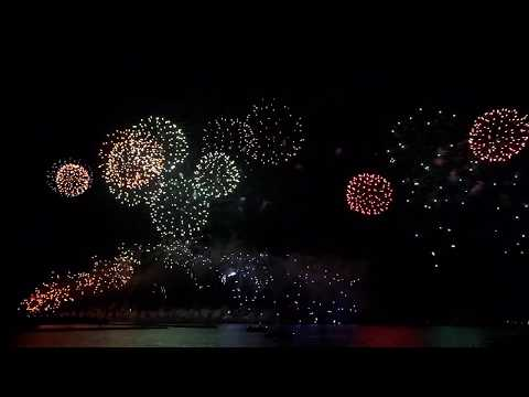 Oswego Harborfest Fireworks 2015 w/ original soundtrack. 1080p HD 60fps