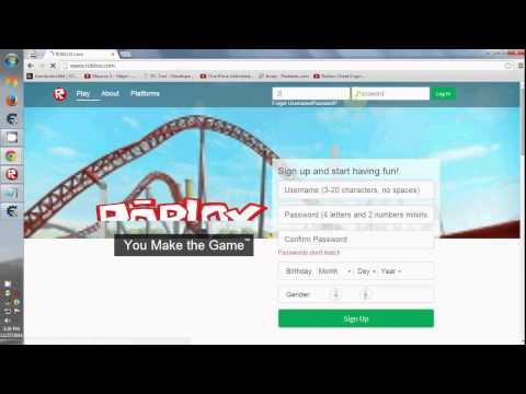 ROBLOX: GreenWood Town Hack 2014