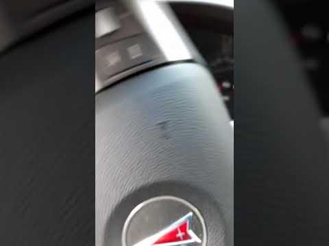 Creaking steering wheel in Pontiac G8