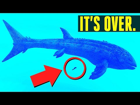THIS DINO WILL END ALL ARK MODS! LEEDSICHTHYS FIRST LOOK! 256 DINO SPOTLIGHT (Ark: Survival Evolved)