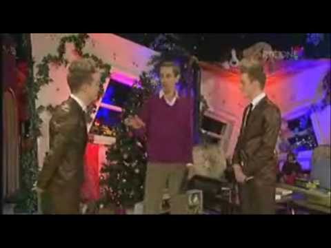 The Late Late Toy Show: Jedward